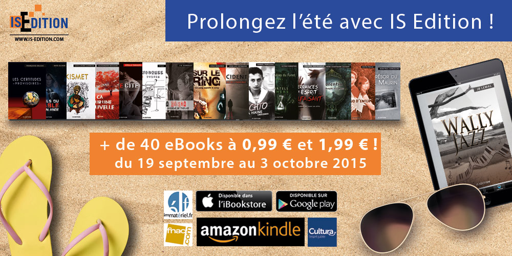 Promotion eBooks Kindle Ibookstore IS Edition